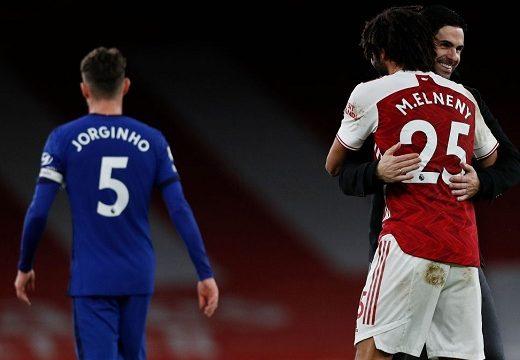 Đối đầu 'Big 6' ở Premier League: Arsenal vượt trội M.U và Chelsea