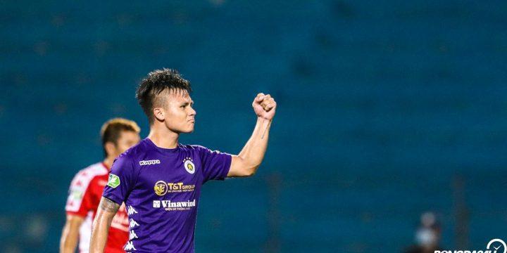 Quang Hải gây ấn tượng cuối trận tại Cúp Quốc gia 2020, Hà Nội đăng quang