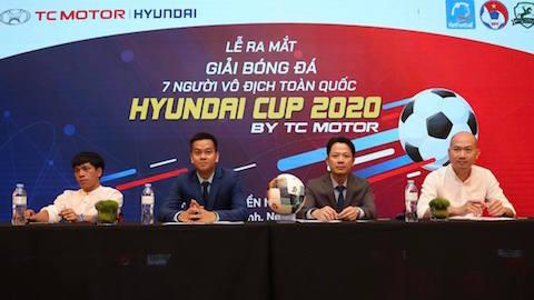 Siêu hấp dẫn – trận đấu Huyndai Cup 2020