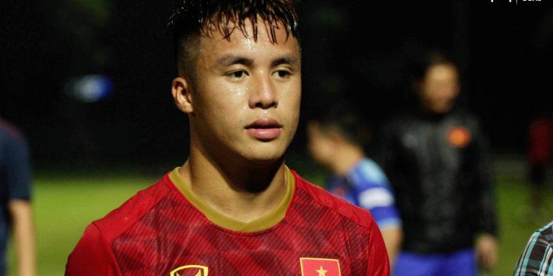 Tin vui: Nguyễn Trọng Long xác nhận cập bến ở CLB TP Hồ Chí Minh